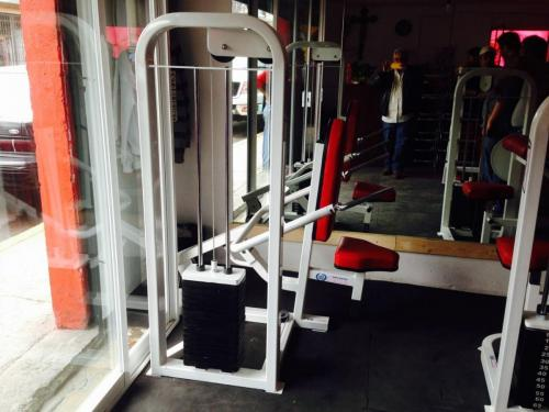 Maquina triceps